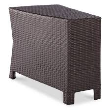 Target Threshold Patio Furniture Harrison Wicker Patio Furniture Collection Threshold Target