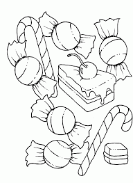 candyland coloring pages printable coloring home