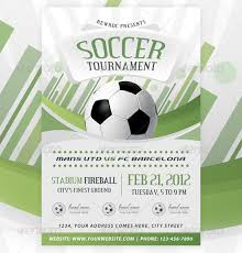 fliers templates sports flyers templates top 20 soccer football flyer templates