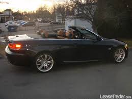 bmw 335i convertible 2010 bmw 335i convertible term auto lease