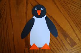 tacky the penguin craft she u0027s crafty
