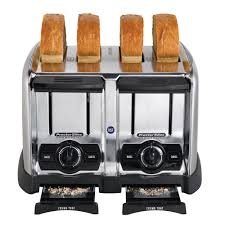 Hamilton Beach Toaster 4 Slice Proctor Silex 24850 4 Slice Commercial Toaster With 1 1 2