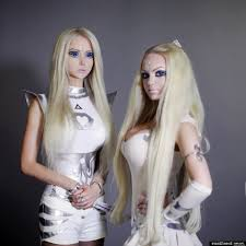 human barbie doll human barbie u0027s twin olga u0027dominica u0027 oleynik valeria lukyanova