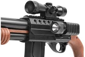 Airsoft Backyard Battle Mossberg 500 Airsoft Shotgun Review By Tactical Airsoft Mag
