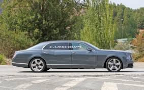 bentley mulsanne is the world facelifted bentley mulsanne coming to geneva show next year