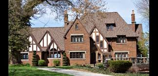 tudor architecture style in american residential design