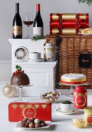 High End Gift Baskets Luxury Christmas Hampers Harrods Com