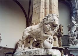 Outdoor Lion Statue by Medici Lions Wikipedia