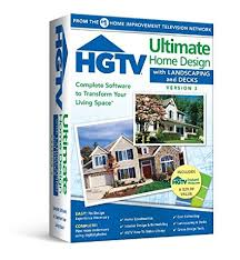 amazon com hgtv ultimate home design with landscaping u0026 decks 3 0