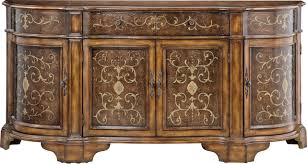 Credenzas And Buffets by Darian Two Drawer Four Door Credenza Mediterranean Buffets
