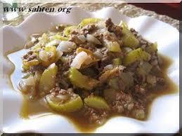 recette de cuisine libanaise avec photo cuisine libanaise courgettes à la libanaise mfaraket koussa