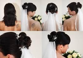 Hochsteckfrisurenen Brautfrisuren Schleier by Hochsteckfrisuren Brautfrisuren