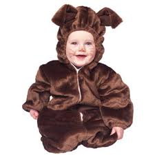 amazon com cute newborn baby puppy dog costume 0 6 months clothing