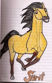 spirit stallion of the cimarron by koko pelli on deviantart