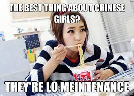 Meme In Chinese - the best thing about chinese girls memes quickmeme