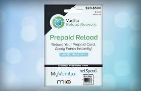 reload prepaid card online vanilla reload scam scam detector
