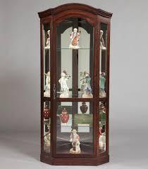 Pulaski Furniture Curio Cabinet by Curios Glenbrook Corner Curio By Pulaski Furniture Curio And