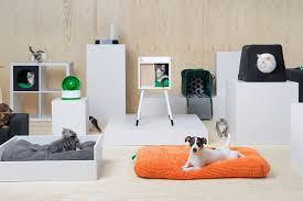 ikea u0027s new pet furniture line lurvig unleashed