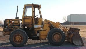 1974 caterpillar 930 wheel loader item ak9650 sold janu