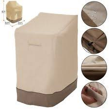 Cheap Patio Chair Covers Stacking Chairs Outdoor Furniture Covers Ebay