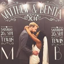 personalised wedding backdrop uk wedding backdrop ideas with wow factor whimsical weddings