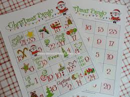 it u0027s written on the wall christmas bingo a fun game for christmas