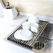 Dish Drying Rack For Sink Wholesale Metal Kitchen Dish Rack Online Buy Best Metal Kitchen