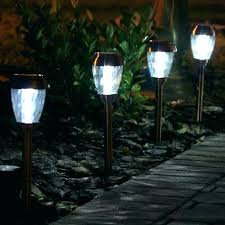 lowes solar powered landscape lights solar landscape lights lowes solar powered landscape lights outdoor