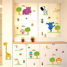 Monkey Wall Decals For Nursery by Compare Prices On Giraffe Baby Decor Online Shopping Buy Low