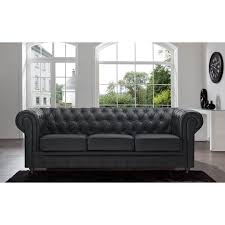 Gordon Tufted Sofa by Leather Tufted Sofa Roselawnlutheran