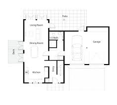 how to design a floor plan simple plan for house simple house plans with garage simple eco
