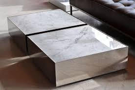 large marble coffee table coffee table design ideas