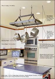 Best 25 Pot Rack Hanging Ideas On Pinterest Pot Rack Hanging