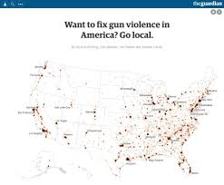 Crime Mapping Las Vegas by The Problem With Averages In Understanding Guns Violence And