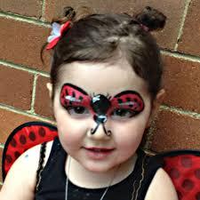 ladybird face paint kids clothes pinterest face paintings
