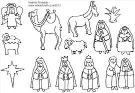 coloring pages santa claus page able santa christmas pictures to