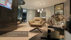 Home Lighting Design In Singapore by Singapore Luxury Condominium For Rent Youtube