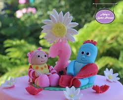 iggle piggle upsy daisy night garden birthday cake amy u0027s
