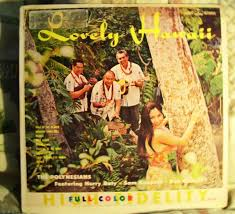hawaiian photo albums show us your record collection tiki central