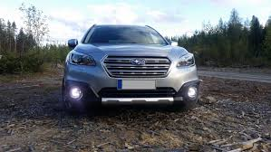 subaru outback touring black front bumper lip in grey or black subaru outback subaru