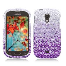 galaxy light t mobile aimo dazzling bling case for galaxy light t399 t