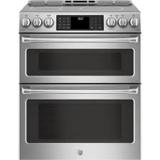Electric Cooktop With Downdraft Exhaust Kitchenaid 30 In 6 4 Cu Ft Downdraft Slide In Electric Range