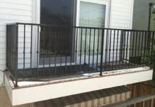 wrought iron custom gates fences railings staircases window