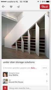 under stairs storage smart storage pinterest stair storage