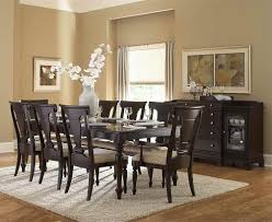formal dining room set dinning formal dining room sets round dining table glass top