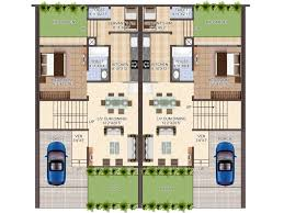 Townhouse Design Plans Row House Plans In Pune Arts