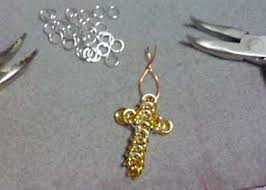 how to make a rosary rosary cross crucifix how to make