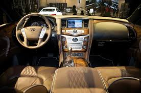 infiniti jeep interior 2015 infiniti qx80 interior images reverse search