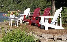 standard size adirondack chair plan downloadable