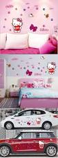 58 best hello kitty car images on pinterest hello kitty car car new free shipping zy7131 popular cute pink hello kitty car l sticker wall mural home decor kids room